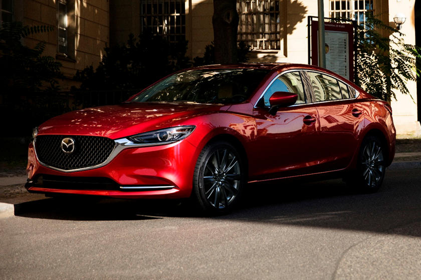 2018 Mazda6 Finally Getting Apple CarPlay and Android Auto