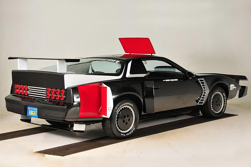 You Can Own The Original KITT From Knight Rider | CarBuzz