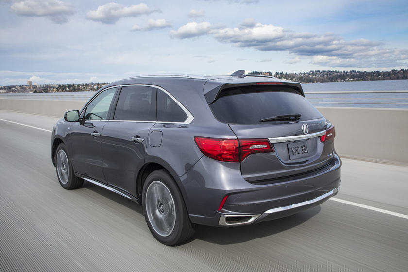 Here S What S New For The 2019 Acura Mdx Sport Hybrid Carbuzz