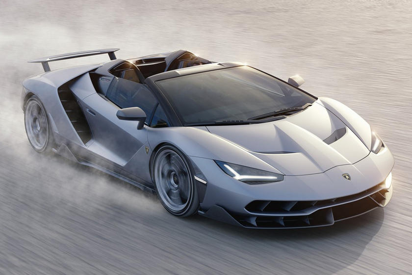 The Most Extreme Lamborghinis Ever Made Carbuzz