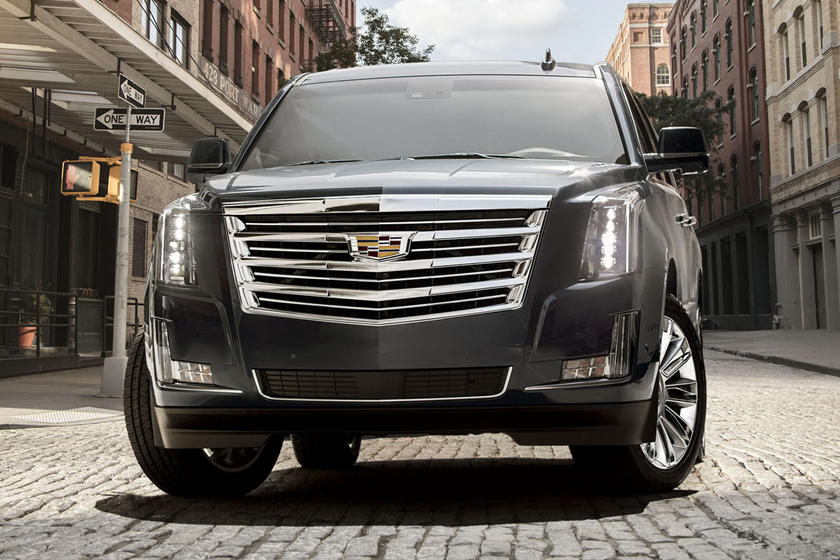 2020 Cadillac Escalade Could Have Some Interesting Engine Options