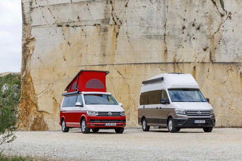Volkswagen's Grand California Van Strangely Won't Be Sold In