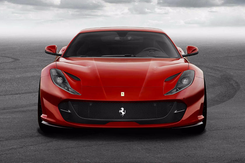 New Limited Edition Ferrari 812 Superfast To Be Shown In September Carbuzz