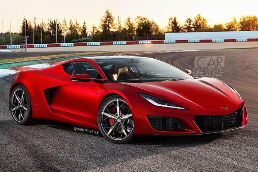 This Is The Best 2020 Mid-Engine C8 Corvette Rendering So ...