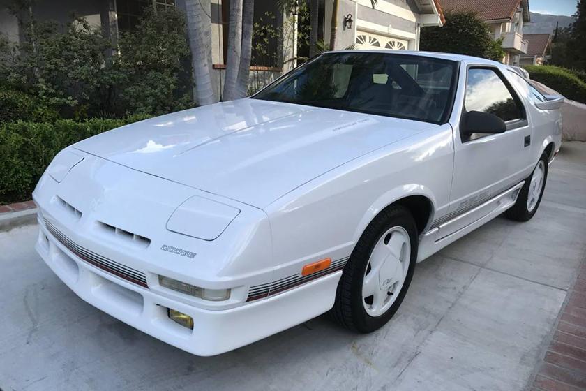 Weekly Craigslist Hidden Treasure: 1990 Dodge Daytona Shelby