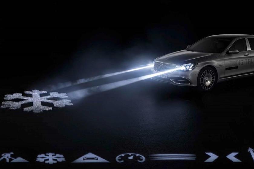 Mercedes-Benz's New Headlights Speak For Themselves