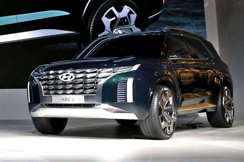 Toyota Suv Names >> Is Hyundai Preparing A Rugged Suv To Rival The Toyota Land