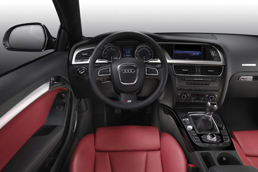 As Audi Waves Goodbye To The Manual, Now's The Time To Buy A