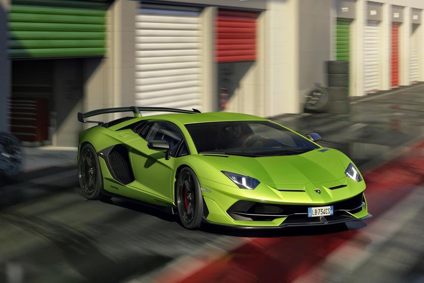 It's Finally Here! Record-Holding 770-HP Lamborghini Aventador SVJ
