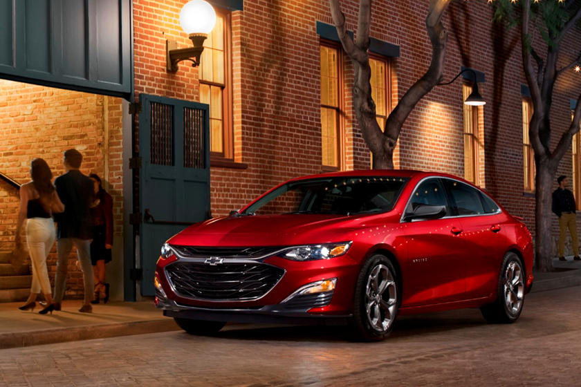 With Ford Out Of The Game Chevy Will Double Down On Sedans