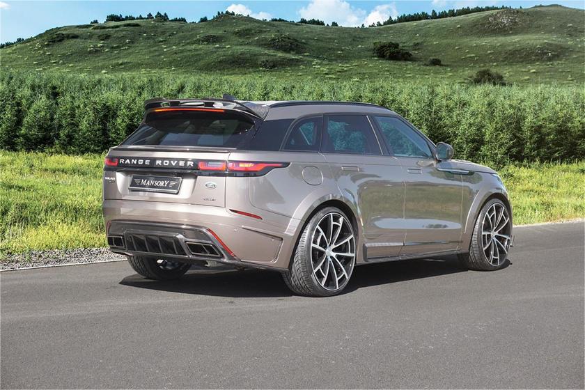 revere range rover sport