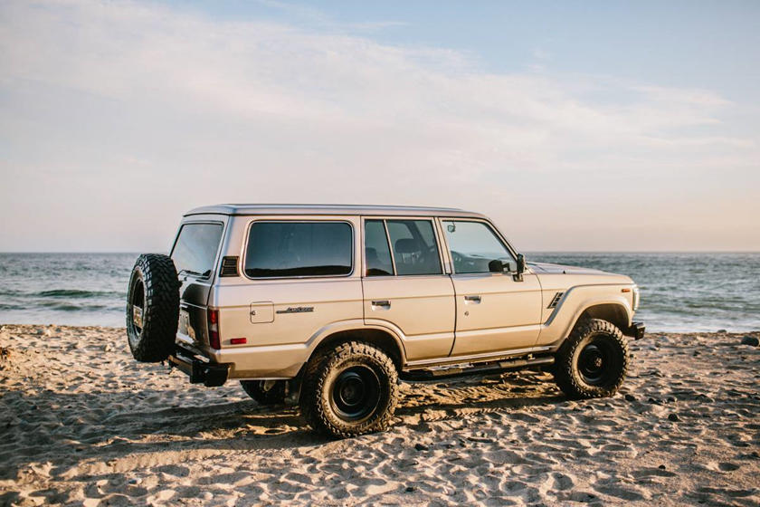 Weekly Craigslist Hidden Treasure: 1990 Toyota Land Cruiser