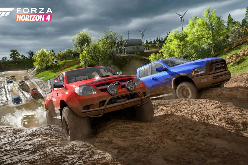 Forza Horizon 4's Car Selection Has Some Surprising