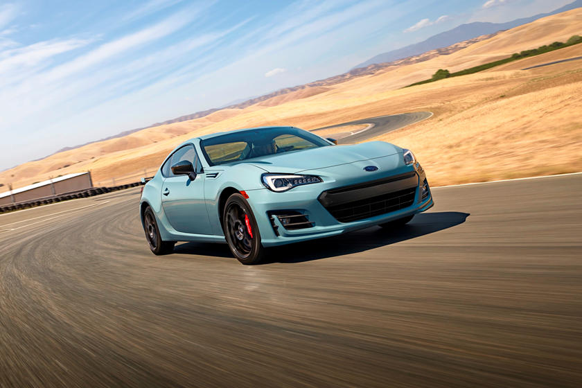 2019 Subaru BRZ Receives Updates And New Price Tag | CarBuzz