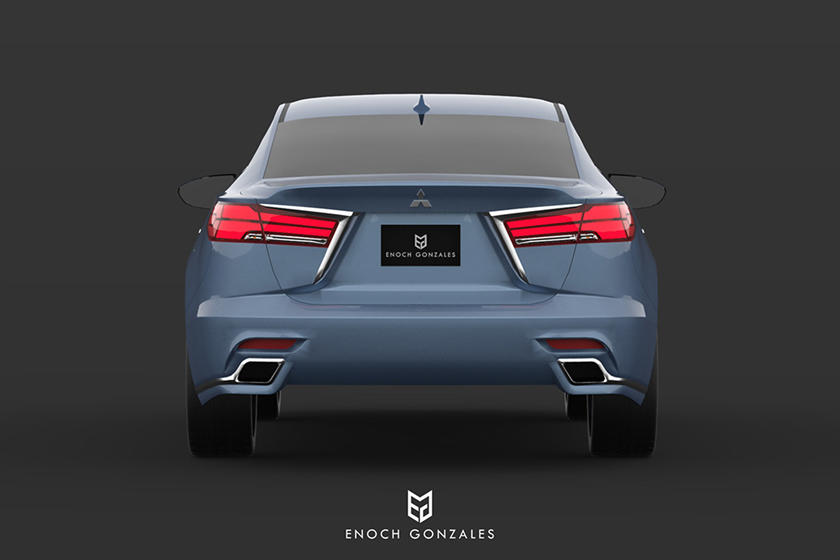 this is the car mitsubishi should have built years ago carbuzz this is the car mitsubishi should have