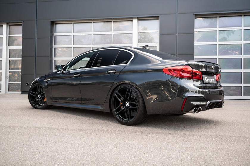 New Bmw M5 Gets Massive Power Boost Up To 800 Hp Carbuzz