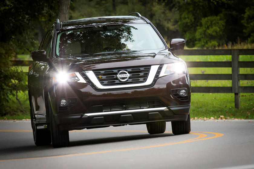 Only Two 2019 Nissan Pathfinder Trim Levels Have Not Increased In