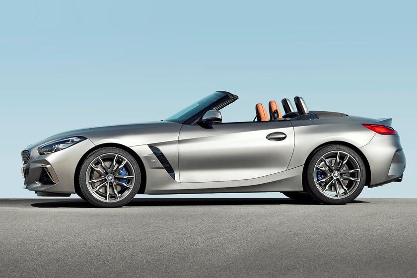 2019 BMW Z4 Arrives In sDrive30i Trim With 255 HP   CarBuzz