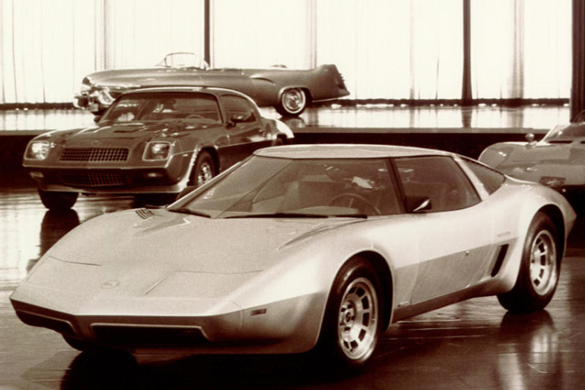 9 Mid-Engined Corvette Concepts You've Never Heard Of | CarBuzz