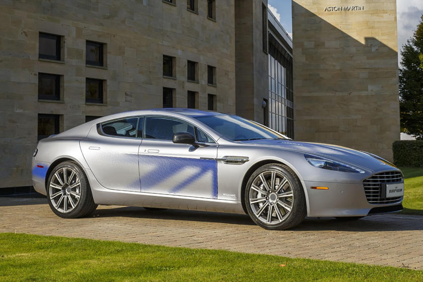Aston Martin S Electric Cars Will Sound Awesome Carbuzz