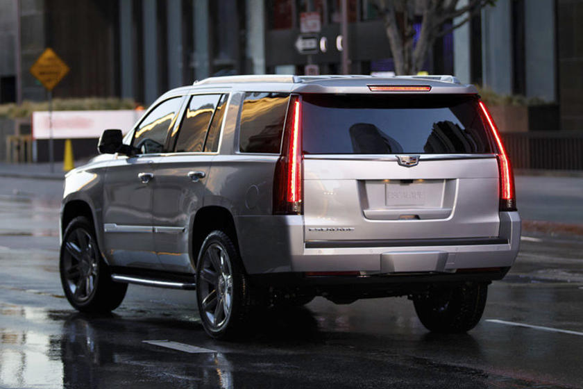 2020 Cadillac Escalade: Will The Upcoming Redesign Still