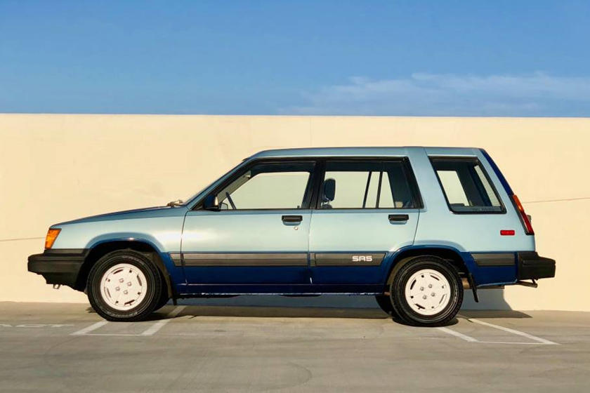 Weekly Craigslist Hidden Treasure: 1985 Toyota Tercel Wagon   CarBuzz