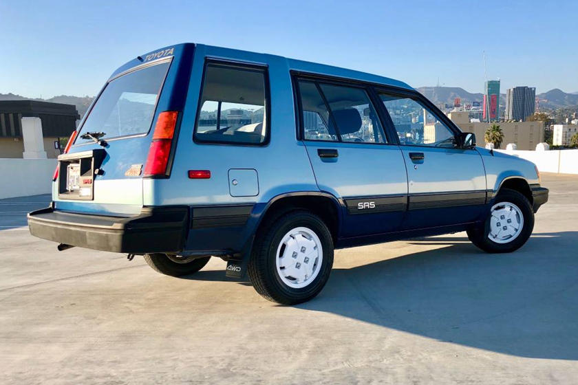 Weekly Craigslist Hidden Treasure: 1985 Toyota Tercel ...