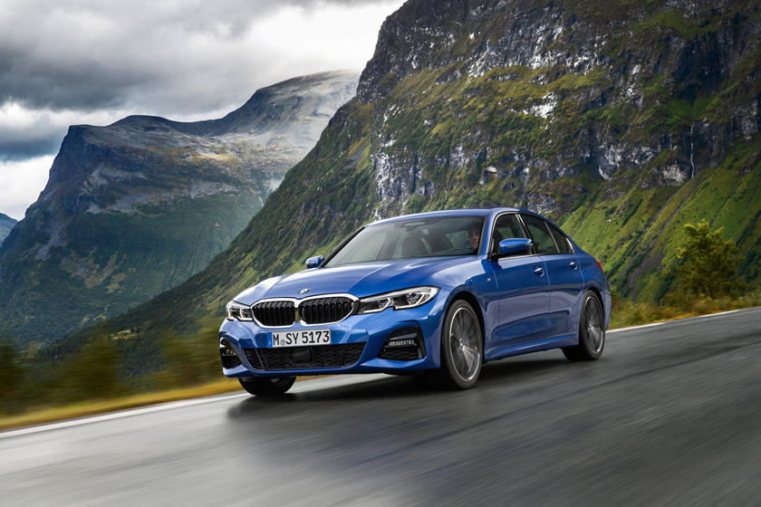 Presenting The All New 2019 Bmw 3 Series Carbuzz