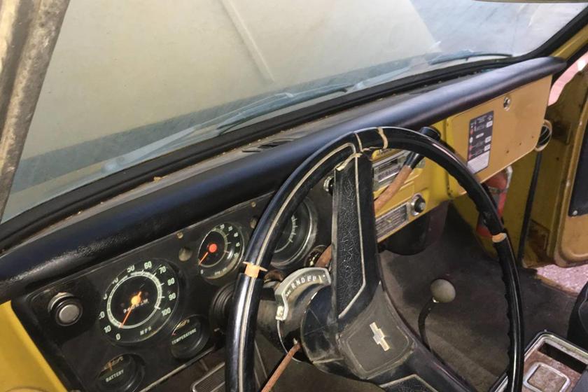 Weekly Craigslist Hidden Treasure: 1970 Chevrolet CST Blazer 4x4