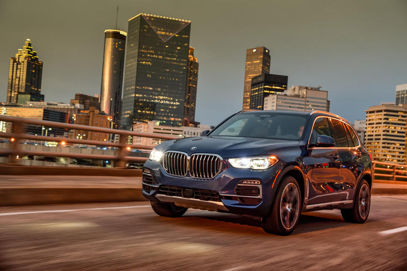 5 Things You Need To Know About The 2019 BMW X5 | CarBuzz