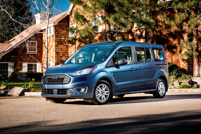 2020 Ford Transit Connect Passenger Wagon Review Trims Specs Price New Interior Features Exterior Design And Specifications Carbuzz