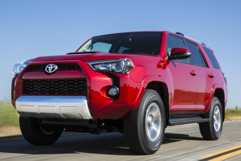 Toyota 4Runner Turns 35-Years-Old With Special Edition | CarBuzz