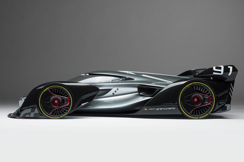 Is McLaren Planning To Build Its Bonkers Video Game Car