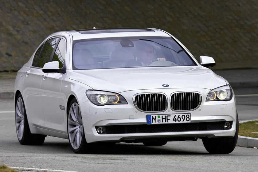 V12-Powered BMW 7 Series Recalled In US   CarBuzz