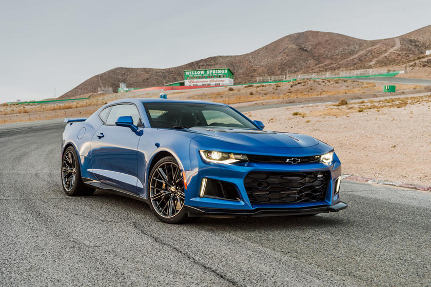 2021 Chevrolet Camaro Zl1 Coupe Review Trims Specs Price New Interior Features Exterior Design And Specifications Carbuzz
