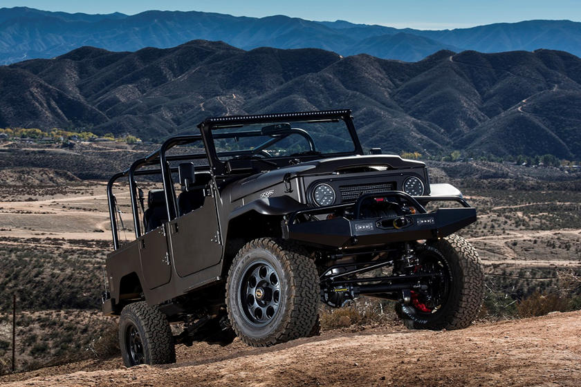 This Baja-Ready Custom-Built Hummer H1 Costs Over $250,000 | CarBuzz