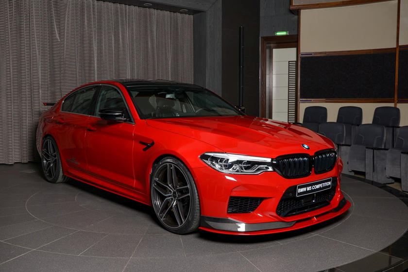 2020 Bmw M5 Custom