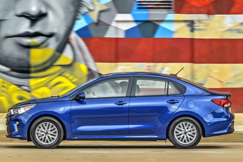 Best Thing About The Kia Rio Is Gone For 2019   CarBuzz