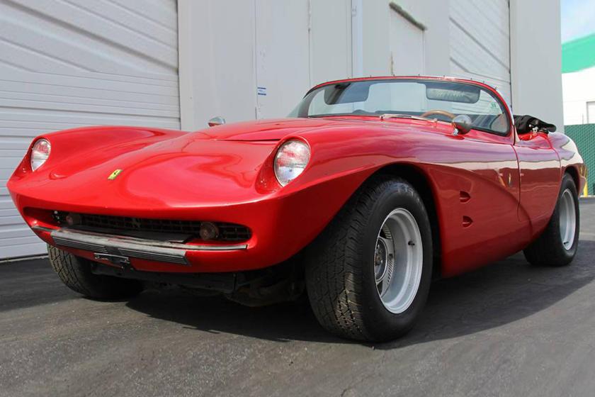 Craigslist Hidden Treasure: The Ferrari Corvette Mustang
