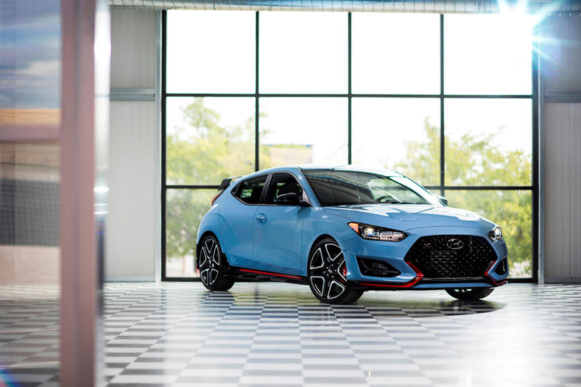 The Hyundai Veloster N Will Crush Other Hot Hatchbacks On