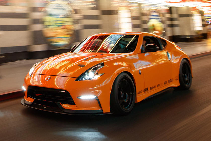 370z Nismo Specs >> Nissan Brings 400 Hp 370z Nismo To Sema Carbuzz