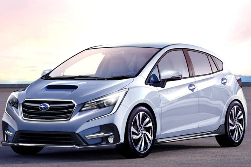 2021 Subaru WRX STI, Hatchback, Release Date, And Specs >> Is Subaru Planning A New Hot Hatchback Carbuzz