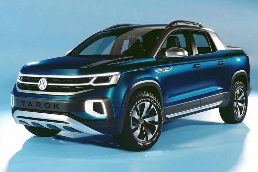 Will This Be Volkswagen's Future Pickup Truck For The US