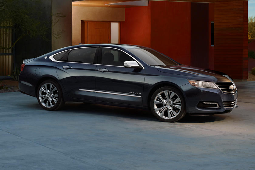 2017 Chevrolet Impala Review Trims Specs Price New Interior Features Exterior Design And Specifications Carbuzz