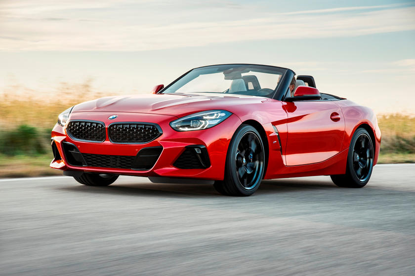 All-New 2019 BMW Z4 Enters Production   CarBuzz