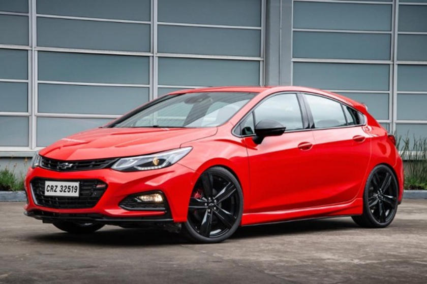 Chevrolet Finally Reveals Sporty Cruze Ss We Ve Been Waiting For