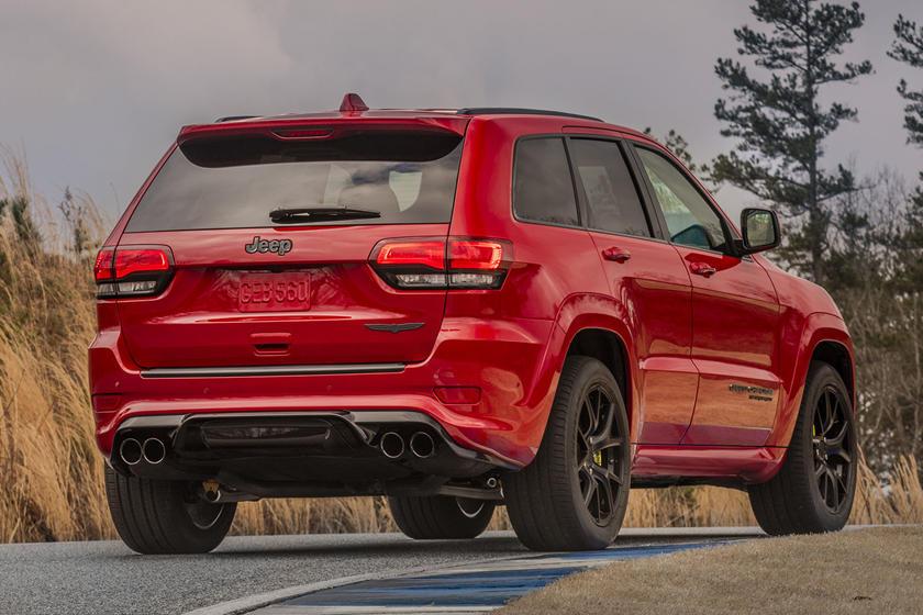 Jeep Recalls Thousands Of Grand Cherokee SRTs & Trackhawks