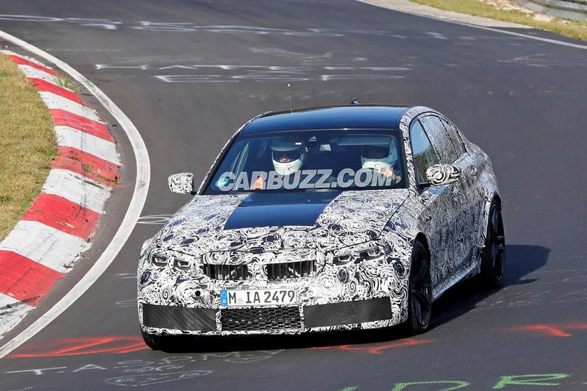 Next-Gen BMW M3 Will Keep The Manual | CarBuzz
