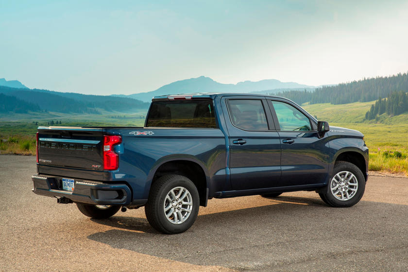 GM Not Planning All-Electric Truck For At Least 20 Years