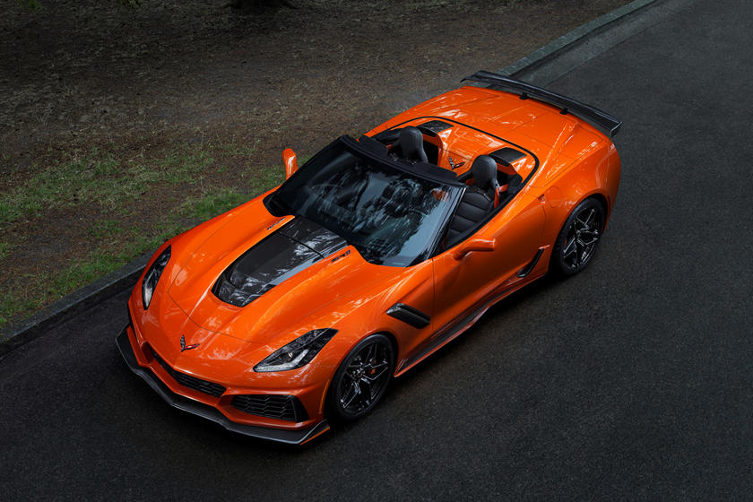 The Corvette ZR1 Won't Have The Z06's Cooling Issues | CarBuzz